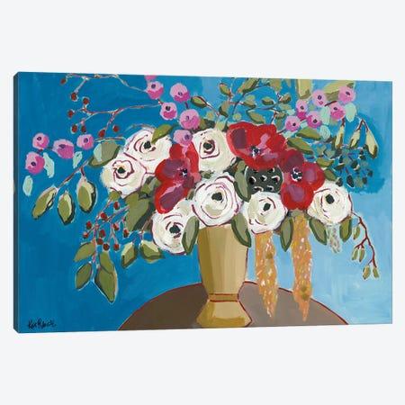 Sweetest Devotions Canvas Print #KAI224} by Kait Roberts Canvas Print