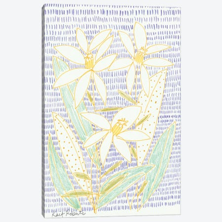 Dances with the Daffodils Canvas Print #KAI22} by Kait Roberts Canvas Artwork