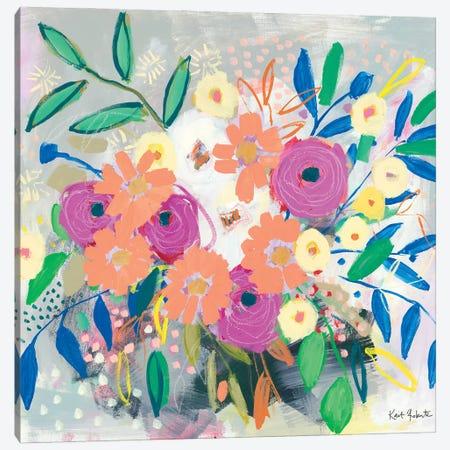Adore Canvas Print #KAI241} by Kait Roberts Canvas Wall Art