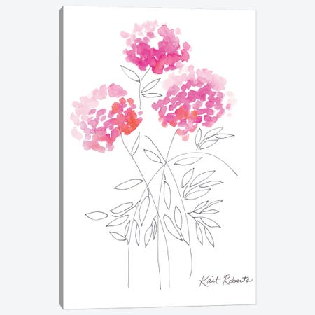 Touch of Color Canvas Print #KAI263} by Kait Roberts Canvas Wall Art