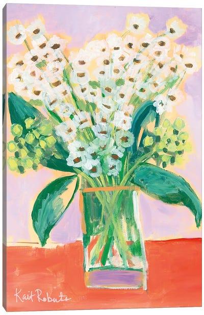 Flowers for Eliza I Canvas Art Print