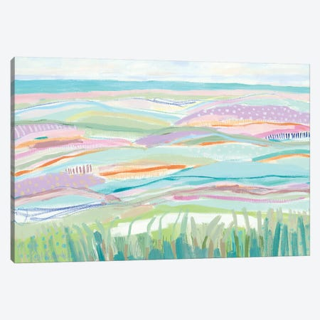 Almost to the Beach Canvas Print #KAI2} by Kait Roberts Canvas Artwork