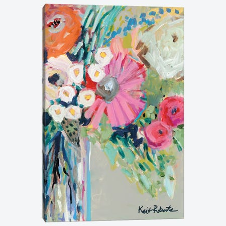From Mrs. Hazel's Garden Canvas Print #KAI35} by Kait Roberts Canvas Artwork
