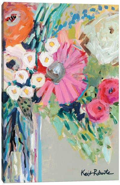 From Mrs. Hazel's Garden Canvas Art Print