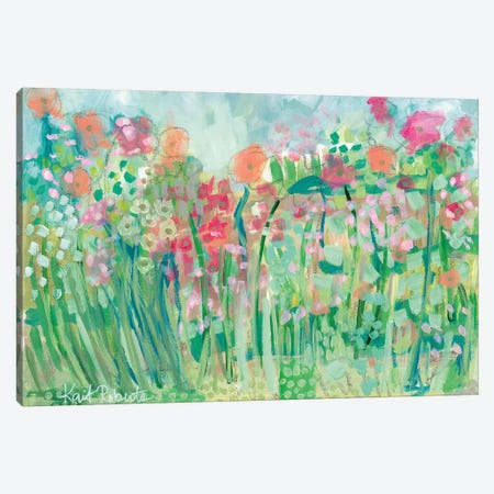 Growing Things I Canvas Print #KAI43} by Kait Roberts Canvas Wall Art
