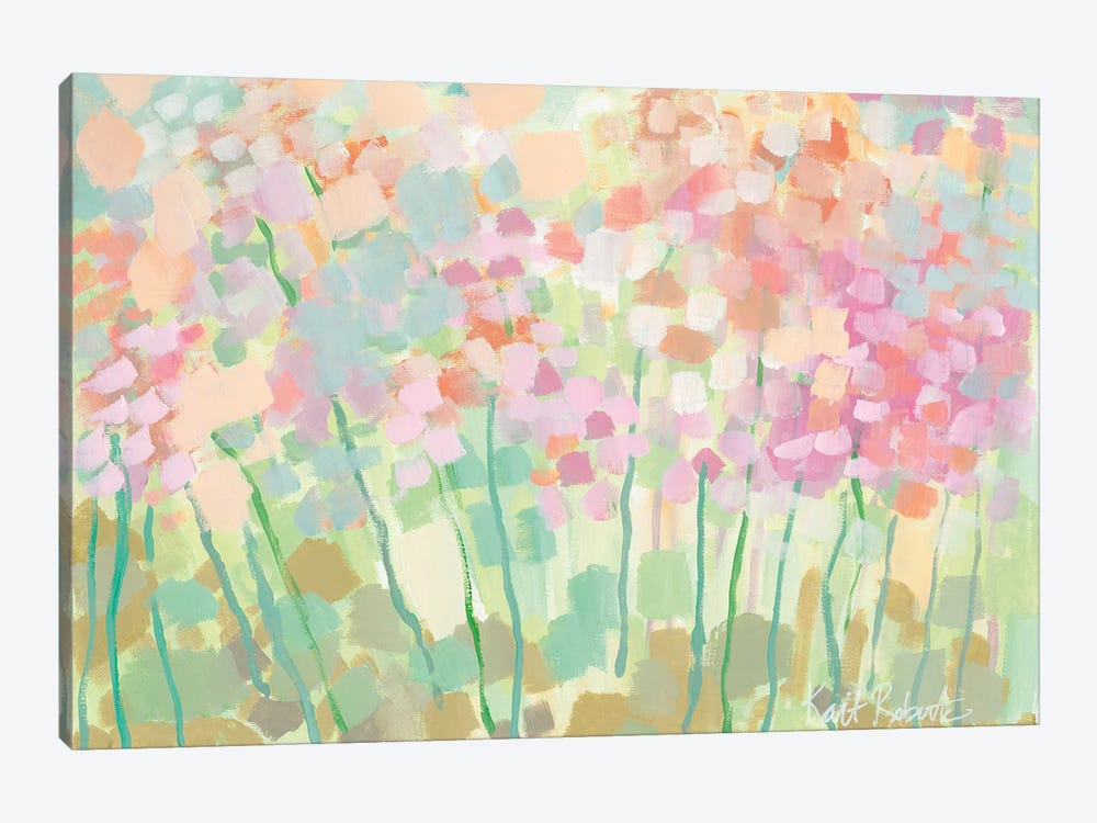 Growing Things II by Kait Roberts 1-piece Canvas Wall Art