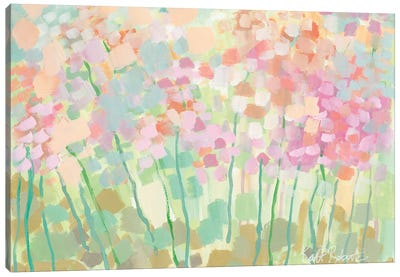 Growing Things II Canvas Art Print