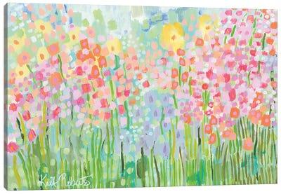 Growing Things No. 4 Canvas Art Print