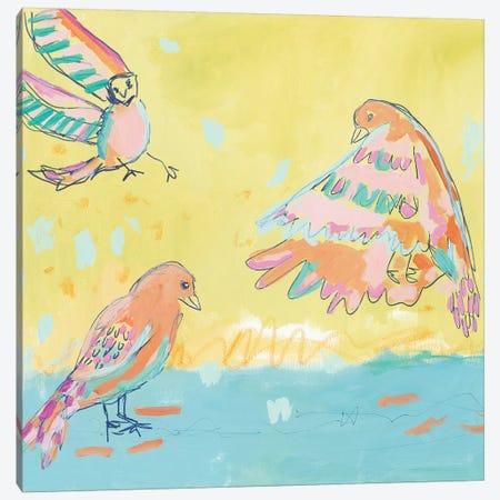 Landing Canvas Print #KAI59} by Kait Roberts Canvas Print
