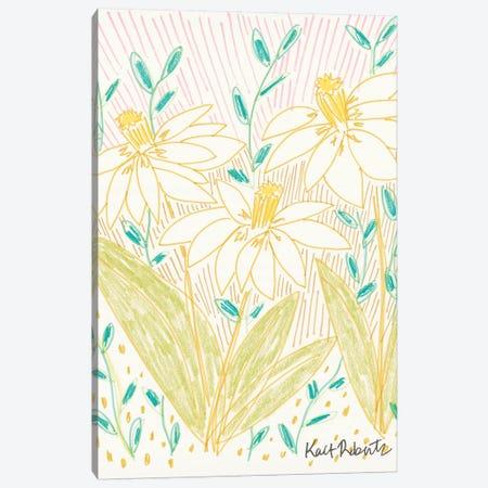 Lovey Dovey Canvas Print #KAI64} by Kait Roberts Canvas Print