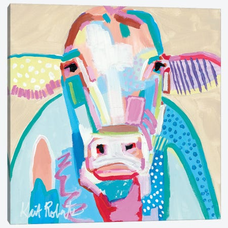 Ethel Canvas Print #KAI71} by Kait Roberts Canvas Print