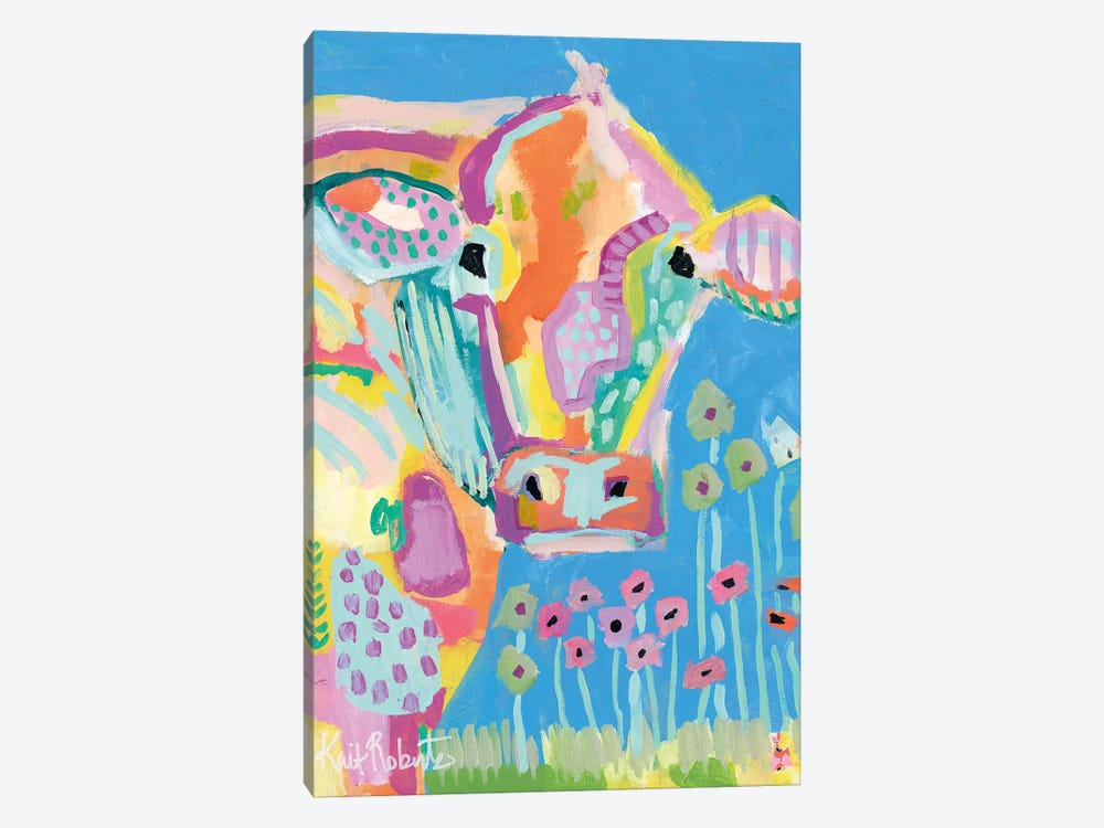 Lucy by Kait Roberts 1-piece Canvas Art