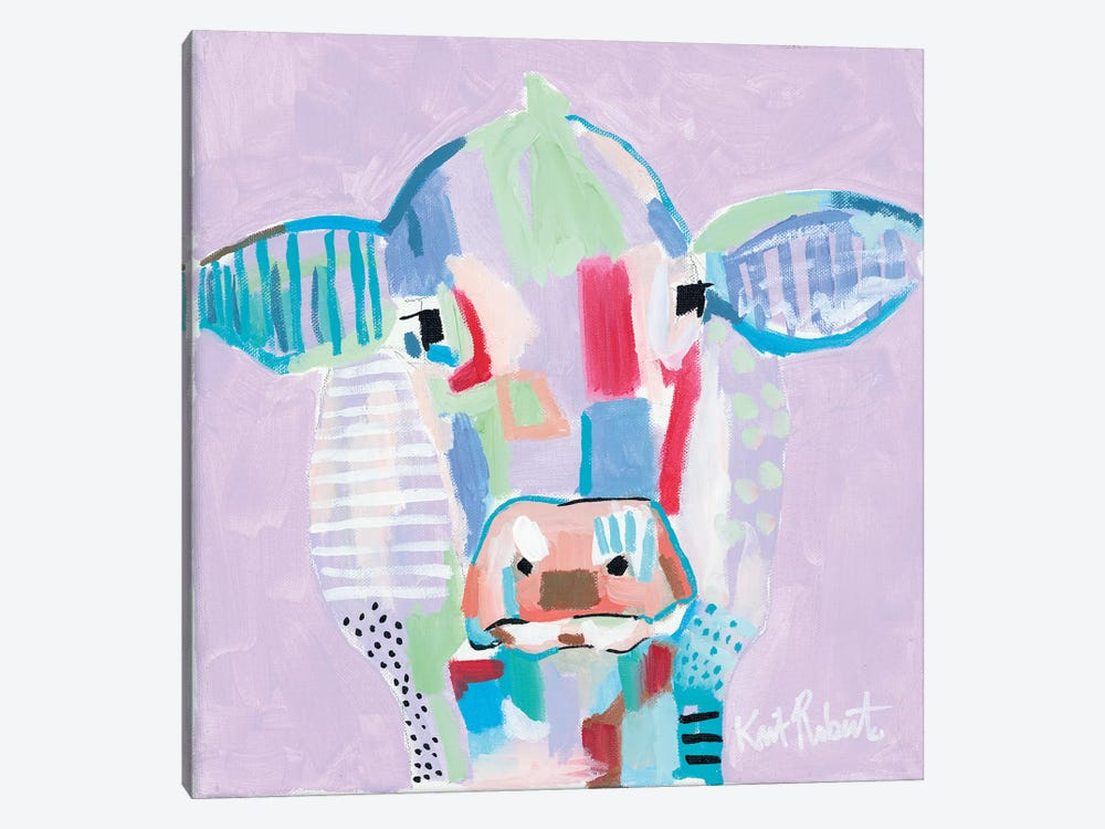 Tilly by Kait Roberts 1-piece Canvas Wall Art