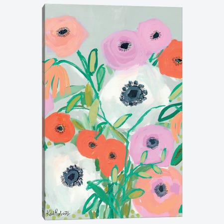 Say Goodbye to the Old and Welcome the New Canvas Print #KAI93} by Kait Roberts Art Print