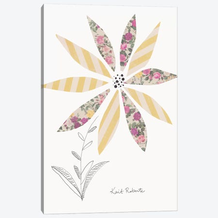 Spring is Sure to Follow Canvas Print #KAI97} by Kait Roberts Canvas Wall Art