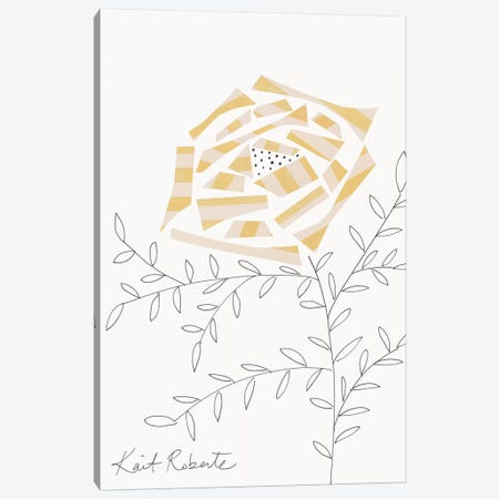 Beauty in Simplicity Canvas Print #KAI9} by Kait Roberts Canvas Artwork