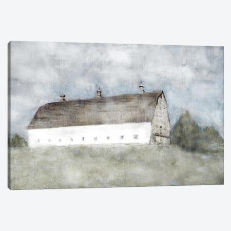 Prairie Barn Canvas Print #KAJ110} by Katrina Jones Canvas Artwork
