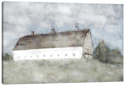 Prairie Barn Canvas Art Print