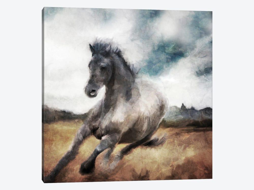 Running Wild by Katrina Jones 1-piece Canvas Print