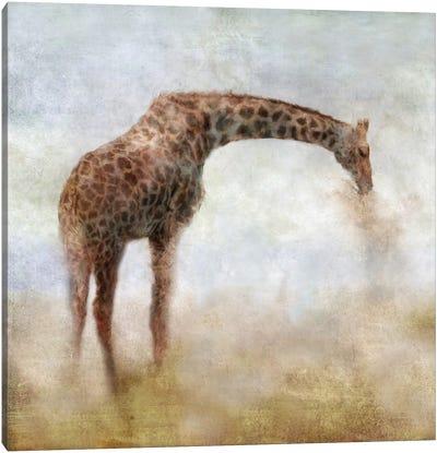 Serengeti Series Giraffe Canvas Art Print