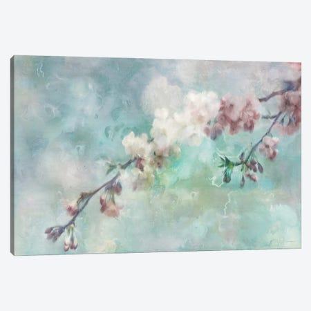 Blossom Bow Canvas Print #KAJ88} by Katrina Jones Canvas Art Print