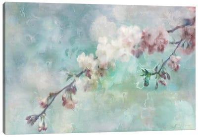 Blossom Bow Canvas Art Print