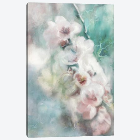 Blossoming Branch Canvas Print #KAJ89} by Katrina Jones Canvas Art Print