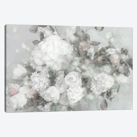 Blushign Blooms Canvas Print #KAJ90} by Katrina Jones Canvas Artwork