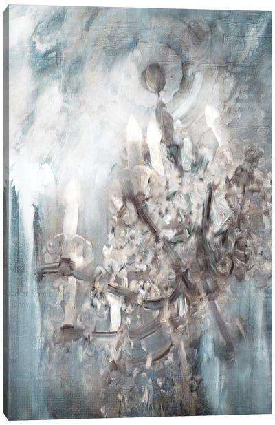 Chandelier Frieze Canvas Art Print