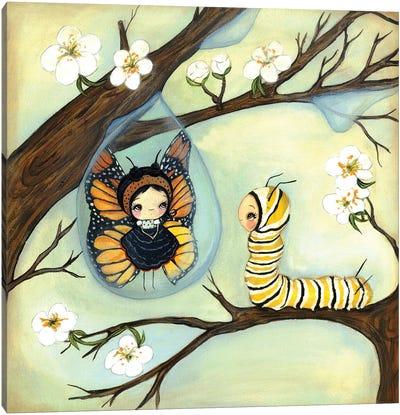 Inner Beauty Canvas Art Print