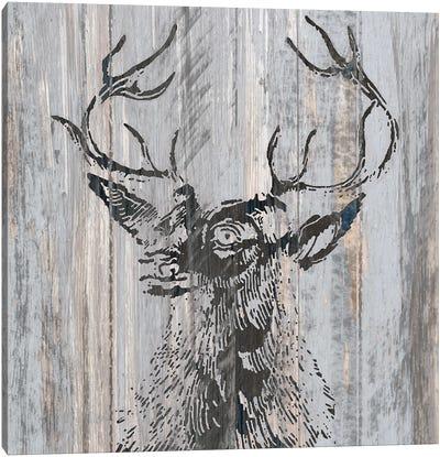 Cabin Rules II Canvas Art Print