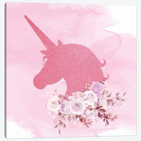 Magical Unicorn V V-II Canvas Print #KAL1068} by Kimberly Allen Canvas Wall Art