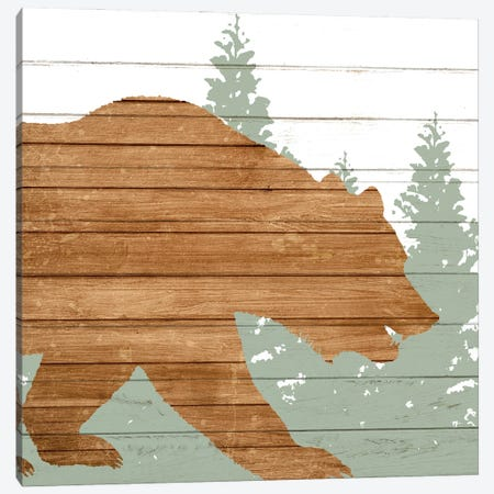 Woods IV Canvas Print #KAL1116} by Kimberly Allen Canvas Art Print