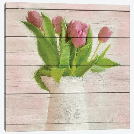 Spring Bloom Canvas Print #KAL11} by Kimberly Allen Canvas Wall Art