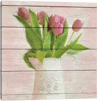 Spring Bloom Canvas Art Print