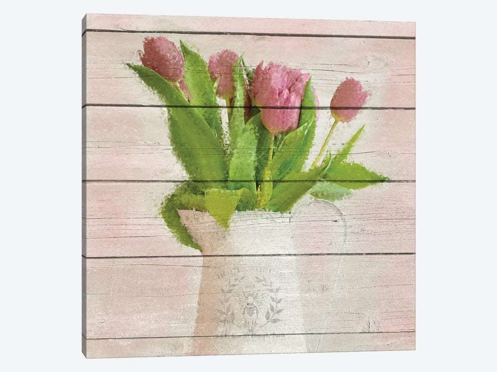 Spring Bloom by Kimberly Allen 1-piece Canvas Artwork
