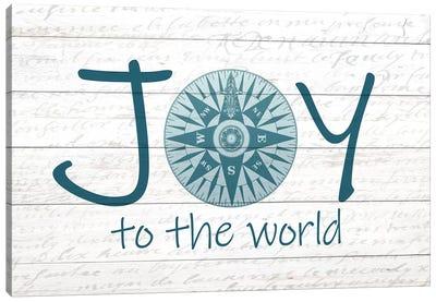 Joy Compass Canvas Art Print