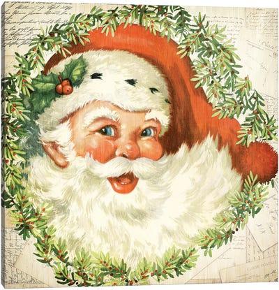 Letters To Santa Canvas Art Print