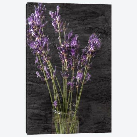 Lavender Jar I Canvas Print #KAL163} by Kimberly Allen Canvas Art Print