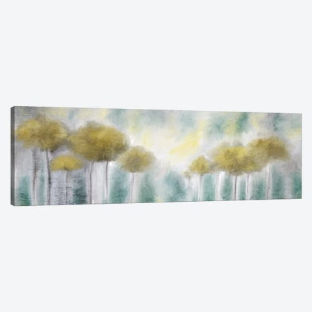 Yellow Grove Canvas Print #KAL26} by Kimberly Allen Canvas Art