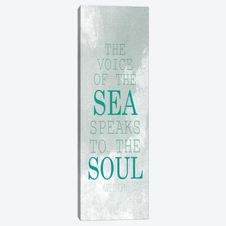 The Voice of the Sea III Canvas Print #KAL289} by Kimberly Allen Canvas Art