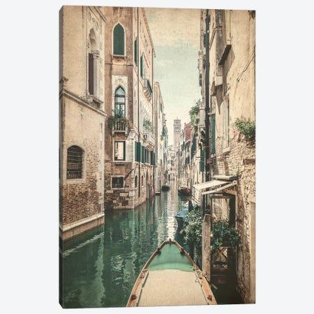 Gondola Paris II Canvas Print #KAL304} by Kimberly Allen Canvas Art