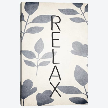 Relax Wash I Canvas Print #KAL326} by Kimberly Allen Canvas Art