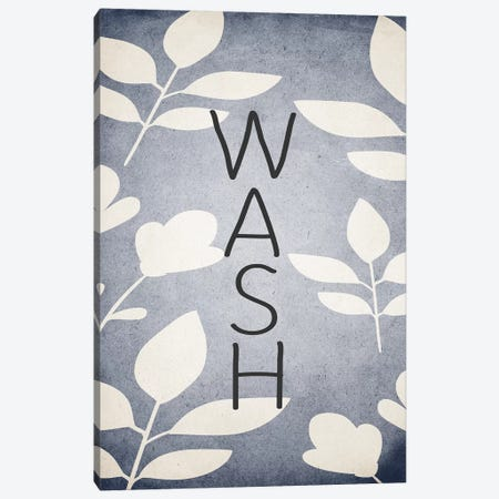 Relax Wash II Canvas Print #KAL327} by Kimberly Allen Canvas Art