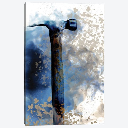 Smoke Tools I Canvas Print #KAL335} by Kimberly Allen Canvas Print