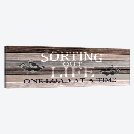 Sorting Canvas Print #KAL340} by Kimberly Allen Canvas Art Print