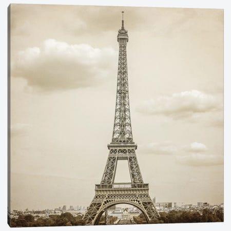 Streets of Paris 2 Canvas Print #KAL343} by Kimberly Allen Canvas Art Print