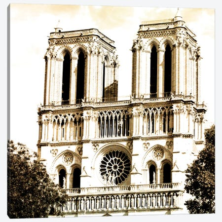 There is always Paris 3 Canvas Print #KAL347} by Kimberly Allen Canvas Artwork