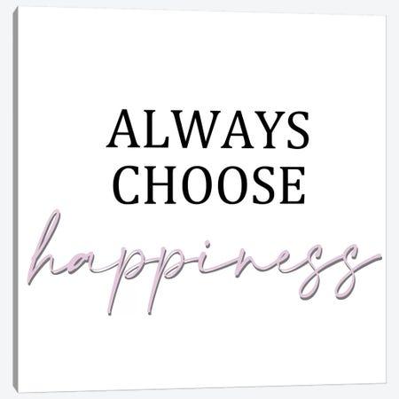 Always Choose II Canvas Print #KAL365} by Kimberly Allen Canvas Wall Art