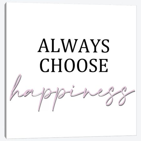 Always Choose II Canvas Print #KAL365} by Kimberly Allen Canvas Wall Art